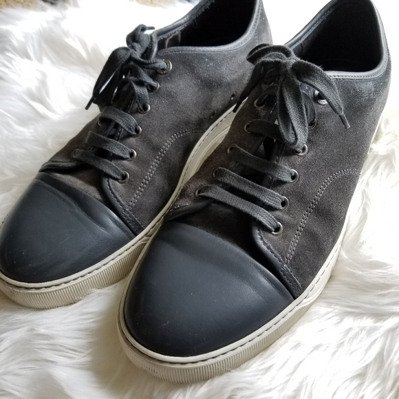 Lanvin Lanvin ShoesDbb1 Calfskin SneakerPoshmark Suede SneakerPoshmark Suede ShoesDbb1 Calfskin 29IDEH